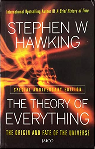 The Theory of Everything Book Pdf