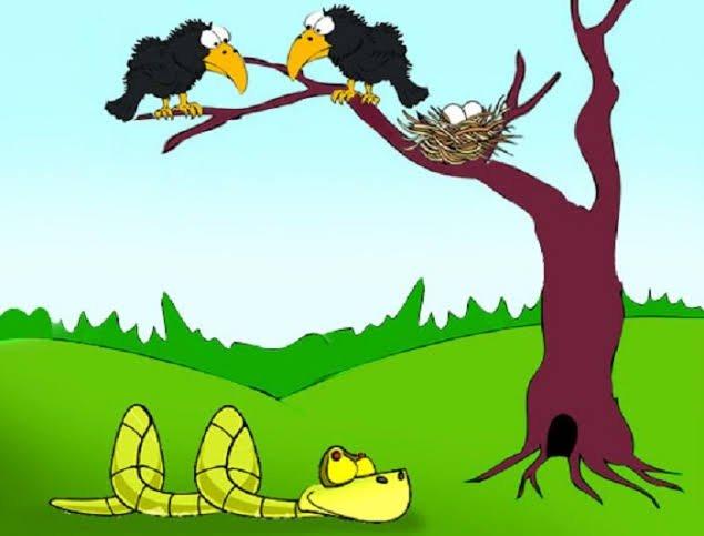 tree kids story